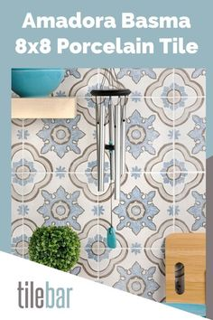 The Amadora Basma Porcelain Tile will bring charm to your kitchen and make your feel you are in Italy. Metro Tiles Bathroom, Bathroom Flooring, Outdoor Flooring, Outdoor Walls, Shower Floor, Tile Floor, Travertine Backsplash, Living In Italy