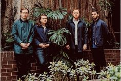 Bombay Bicycle Club who will be headlining Somersault music festival in North Devon