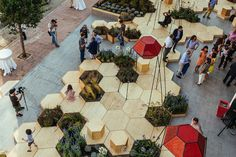 *도시 정원 [ OFL Architecture ] A Multi-Sensorial Urban Garden Has Sprouted Up In Italy Villa Architecture, Landscape Architecture Design, Amazing Architecture, Cultural Architecture, Landscape Architects, Architecture Exam, Architecture Diagrams, Architecture Portfolio, Poket Park
