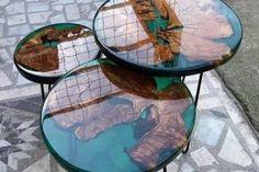 Zigon Epoxy table by – epoxy resin DIY Diy Resin Table, Epoxy Wood Table, Epoxy Resin Table, Epoxy Resin Art, Diy Resin Art, Diy Resin Crafts, Wooden Tables, Diy Epoxy, Wood Crafts