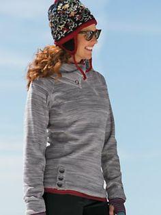 Women's Fusion Fleece Pullover | Sahalie