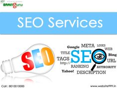 There are a varieties of #SEOServices which offer solutions for a ranking issues, and deficiencies. Depending on your goals, and needs one, or a combination, these services may be right for your website. See more @ http://bit.ly/2krsy3z #Website999 #SearchEngineOptimization