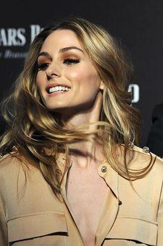 ♥ Pinterest: DEBORAHPRAHA ♥ Olivia palermo shimmer eyeshadow
