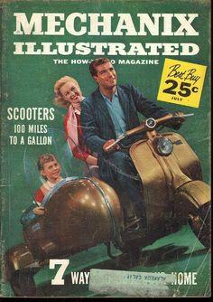 Mechanix Illustrated July 1958