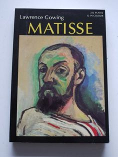 MATISSE by LAWRENCE GOWING ... (2016/03/28)
