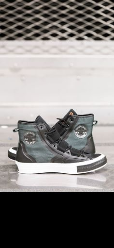 Converse Goes Waterproof, With Some Help From Gore-Tex #GoreGeous buff.ly