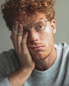 Boy Face, Male Face, Beautiful Men Faces, Gorgeous Men, He's Beautiful, Buzz Cut Hairstyles, Red Hair Men, Redhead Men, Portrait Photography Men