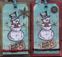 CHRISTMAS CARDS- HOLTZ DEC CARD - Scrapbook.com