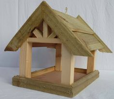 bird houses plans