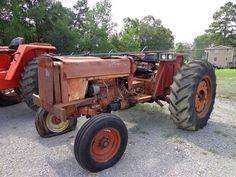 This tractor has been dismantled for International 574 tractor parts.  #International #IH #tractor #parts
