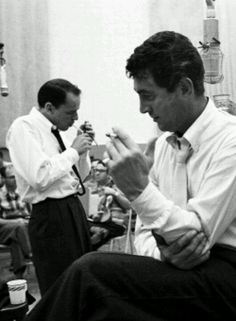 Sinatra & Martin