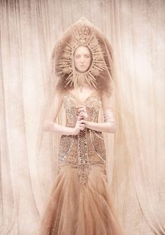 Amato Haute Couture by Furne One -  Photographed by Tina Patni