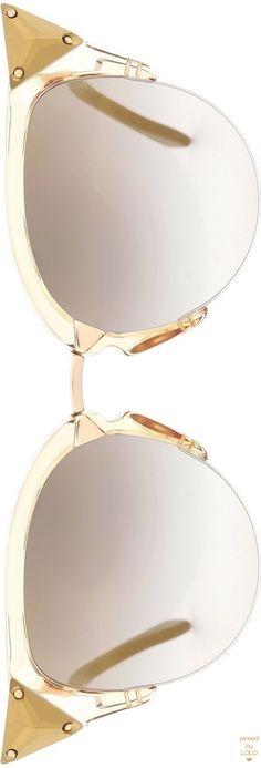 Fendi Embellished Sunglasses