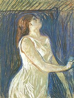 Edvard Munch was a Norwegian painter and printmaker whose intensely evocative treatment of psychological themes built upon some of the main tenets of late 19th-century Symbolism and greatly influenced German Expressionism in the early 20th century.