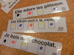 Grammaire : la nature des mots • ReCreatisse Cycle 3, Quizzes, Montessori, Language, Games, School, Conte, Aide, Grammar Games