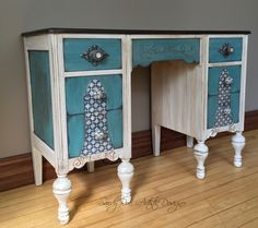 Staging Furniture, Furniture Makeover, Furniture Refinishing, Furniture Ideas, Hand Painted Furniture, Repurposed Furniture, Painting Furniture, Georgia Homes, Bedroom Themes