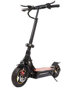 Qiewa Electric Scooter - Xmas Presents for Boyfriends Custom Choppers, Custom Bikes, Chopper Kits, Sportster Chopper, Best Electric Scooter, Chain Drive, Kick Scooter, Presents For Boyfriend, Motorcycle Style