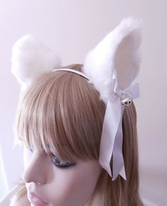 Costumes & Accessories 1 Pair Hot New Sweet Funny 6 Colors Bell Cat Ears Hair Clip Cosplay Anime Costume Halloween Birthday Party Hair Accessories Strong Resistance To Heat And Hard Wearing Kids Costumes & Accessories
