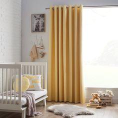 Linen-Like Blackout Curtain Room Darkening Curtains, Blackout Curtains, Panel Curtains, Light Filter, Good Night Sleep, Furniture Decor, Window Treatments, Nursery, Wall Decor