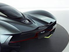 Aston Martin AM-RB 001   Benedict Redgrove
