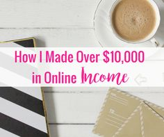This is my online income report for November 2016. I have been a full time blogger for thirteen months. Learn how I made over $10,000 in online income.