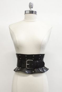 Like It Or Not, The Corset Is Spring's Biggest Fashion Trend+#refinery29