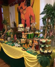 [Holidays and events]Baby Shower Ideas lion king king baby shower ideas Lion King Theme, Lion King Party, Lion King Birthday, 1st Boy Birthday, Lion Party, Birthday Ideas, Birthday Parties, Cake Birthday, Boy Baby Shower Themes