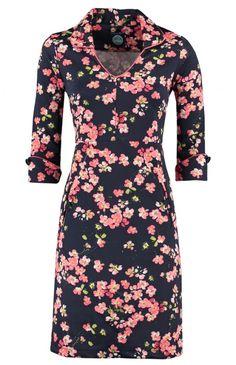 Elena jurk van Le Pep (pr)   Jurken & Tunieken   Solvejg   kleurrijke mode