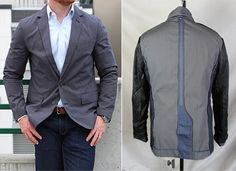 J. Crew Factory Unconstructed Twill Sportcoat | The Best Looking Affordable Blazers of Spring 2015 on Dappered.com