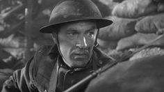 Gary Cooper as Sgt. Alvin York (Sergeant York)