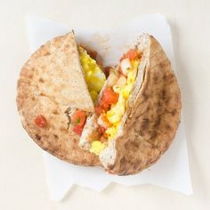10 Easy Ways to Stuff a Pita Pocket