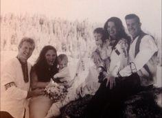 Carolyn Simon, Baby Josn, Jake Jason & I