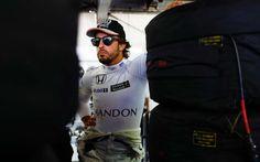 """Фернандо Алонсо: """"Выиграть титул можно только в Mercedes или в McLaren""""  https://race24.ru/news/f1/1707/"""