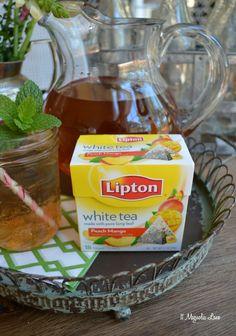 Lipton Peach Mango White Tea Bags