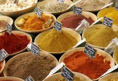 Propiedades de las especias y condimentos por orden alfabético | Sentirse bien es facilisimo.com