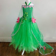 Disney Frozen Fever Elsa Inspired Fancy Dress Party Age's 3-12yrs