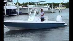 Yacht Works Presents the new 2015 Everglades 243CC Center Console