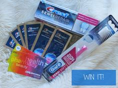 Enter to win a Crest Sensi-Stop Strip Prize Pack that includes $75 in CVS gift cards! beautyjunkiesunite.com #giveaways U.S. only, ends 11/25
