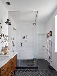Strategy, formulas, plus manual when it comes to receiving the most ideal result and making the maximum utilization of Neutral Bathroom Decor Bathroom Renos, Budget Bathroom, Bathroom Flooring, Bathroom Renovations, Vinyl Flooring, Tile Flooring, Washroom, Modern Bathroom, Small Bathroom