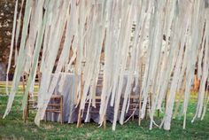 Photography: Kristyn Hogan - www.kristynhogan.com   Read More on SMP: http://www.stylemepretty.com/2011/05/16/bohemian-vintage-wedding-inspiration-from-cedarwood-weddings/