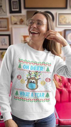 Cute Christmas Shirts, Ugly Christmas Sweater Women, Funny Christmas Gifts, Ugly Sweater, Christmas Sweaters, Christmas Deco, Rustic Christmas, Christmas Holidays, Merry Christmas