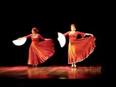 Aula de Dança Flamenca no Rio de Janeiro - Coreografia com leque: El Vito