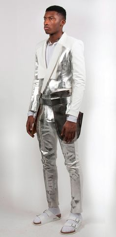One Look at the RCA Grads' Menswear Collections