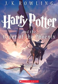 Harry Potter and the Order of the Phoenix by JK Rowling (PDF)