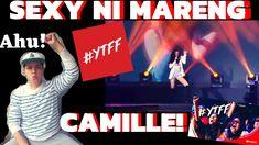 JaMill @ YouTube FanFest Manila 2019   REACTION VIDEO (SEXY NI MARENG CA...  Dreams do come true when you believe, proven by this couple. PLEASE WATCH TILL THE END. THANKS, BUDDIES! NAKAKA-AMAZE po talaga sina JAMILL dahil pinatunayan nilang pwedeng matupad ang mga PANGARAP basta magtiwala ka lang.. Amen!  #YTFF #YouTubeFanFestManila2019 #YouTubeFanFest When You Believe, Dreams Do Come True, Manila, Thankful, Faith, Peace, Invitations, Teaching, Sexy