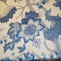 Lancashire in Blue from Elizabeth Benefield