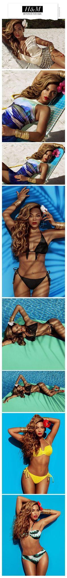 Beyoncé for H