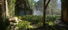 3D Environment City by LongJh on DeviantArt
