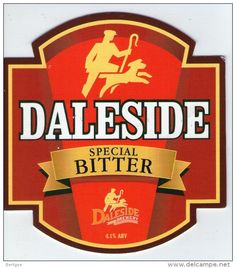 Daleside Brewery - Daleside Special bitter 4,1% REAL ALE hana