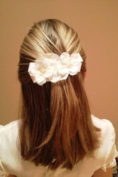 Colección Primera Comunión First Holy Communion, Bellini, Headbands, Facial, Hair Cuts, Bows, Celebs, Kawaii, Weddings